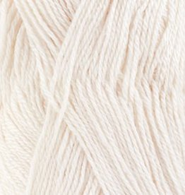 Drops Baby Alpaca Silk 1101 pale white