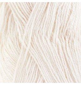 Drops Baby Alpaca Silk 1101 pale white