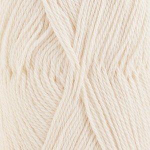 Drops Baby Alpaca Silk 0100 Naturel