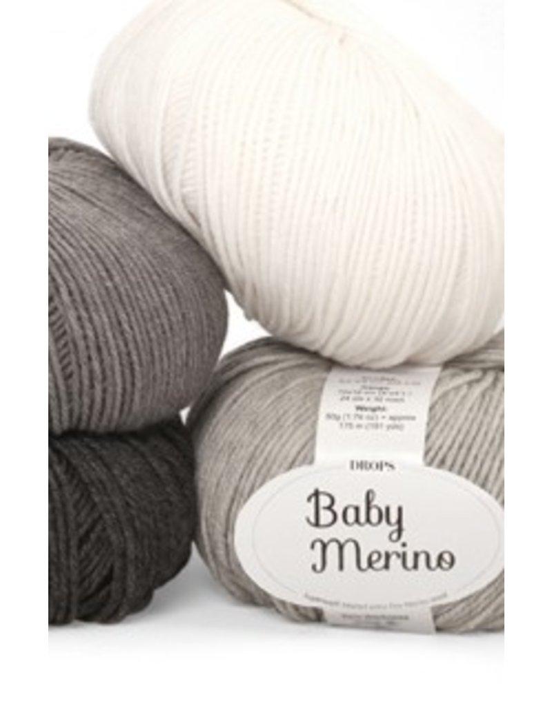 Drops Baby-Merino Wolle & Garn