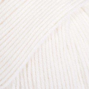 Drops Baby-Merino 01 Weiß