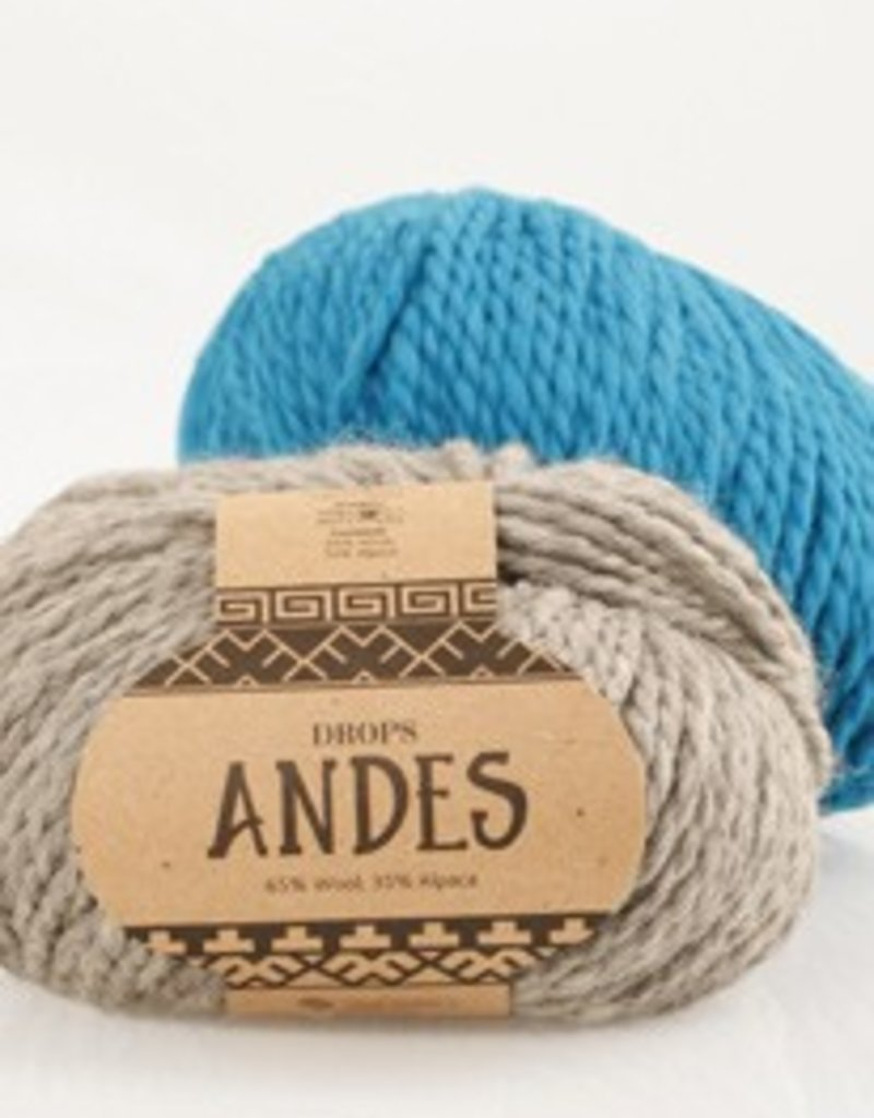 Drops Andes Wolle & Garn