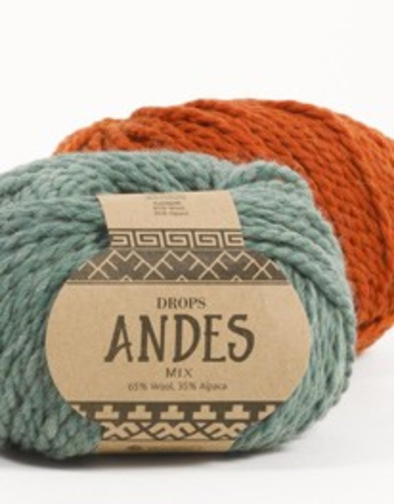 Drops Drops Andes Wool & Yarn