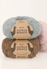 Drops Alpaca Bouclé Wolle & Garn