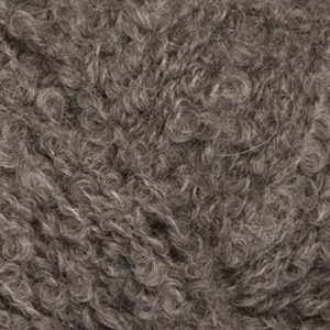 Drops Alpaca Boucle 0517m Grau