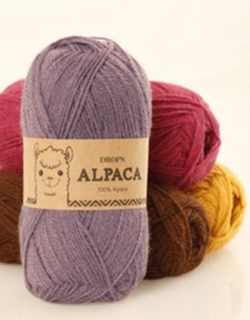 Drops Alpaca Wol & Garen
