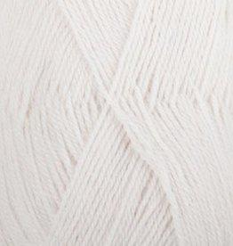 Drops Alpaca 1101 White