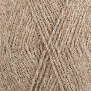 Drops Alpaca 0618m Licht beige
