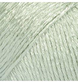 Drops Cotton Viscose 29 Lichtgrijs/ Groen **