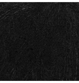 Drops Brushed Alpaca Silk 16 Black