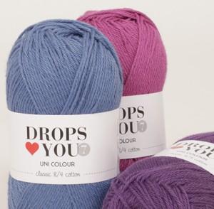 Drops ♥ You 7 brei - en haak Garens
