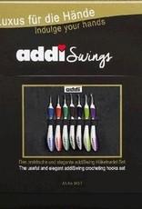 Addi Addi Set mit Swing-Häkelnadeln