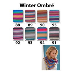 Winter Ombre