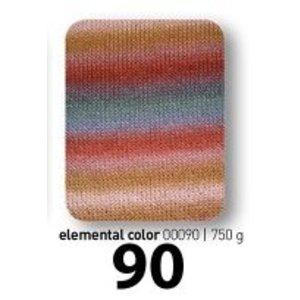 Schachenmayr Winter Ombre 90 Elemental