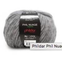 Phildar Phil Nuage 03 Suie