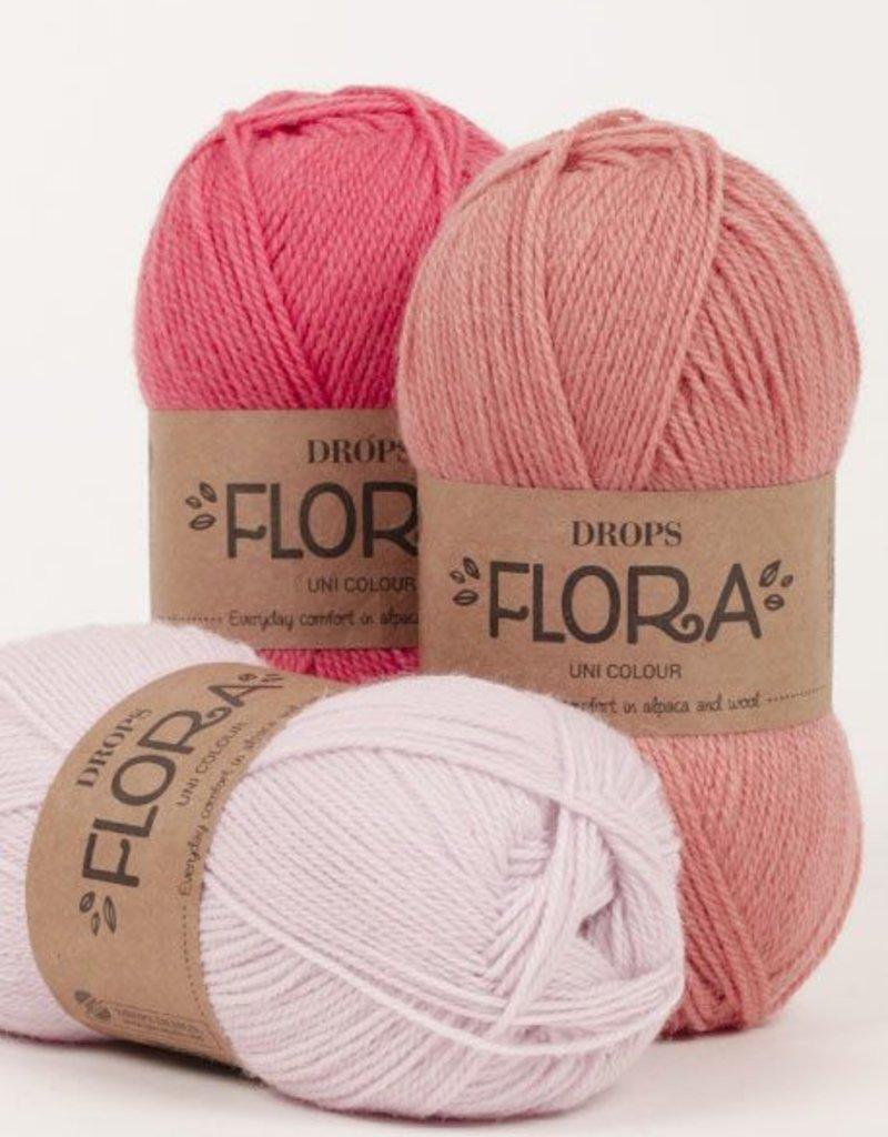 Drops Flora Woll & garn