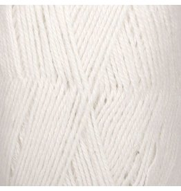 Drops Flora 02 White