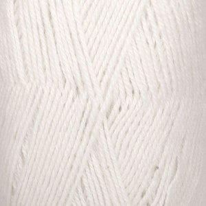 Drops Flora 02 Weiß