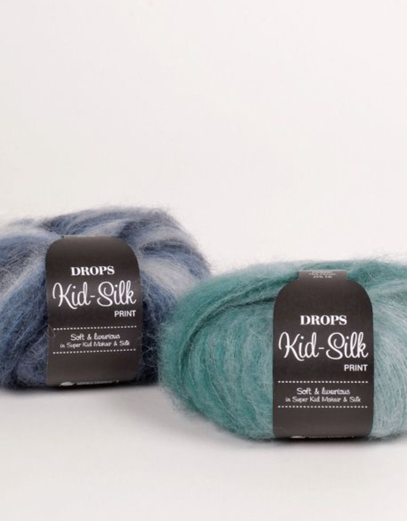 Drops Kid Silk Wool & Yarn