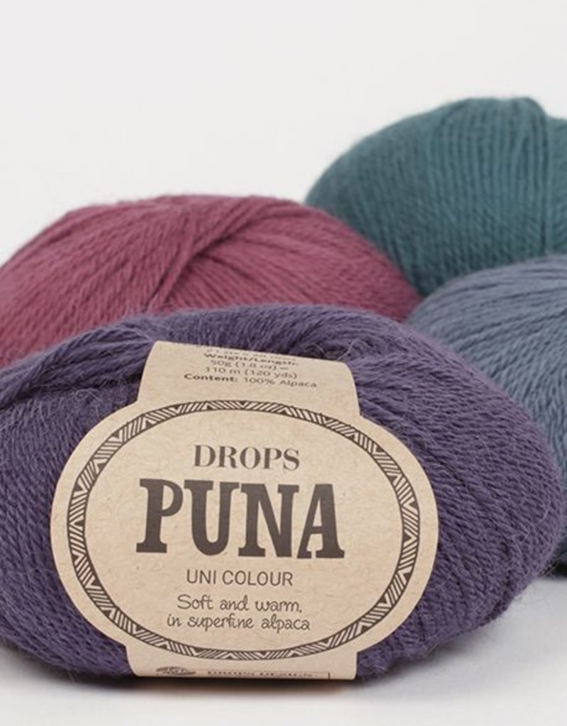 Drops Puna Wool & Yarn