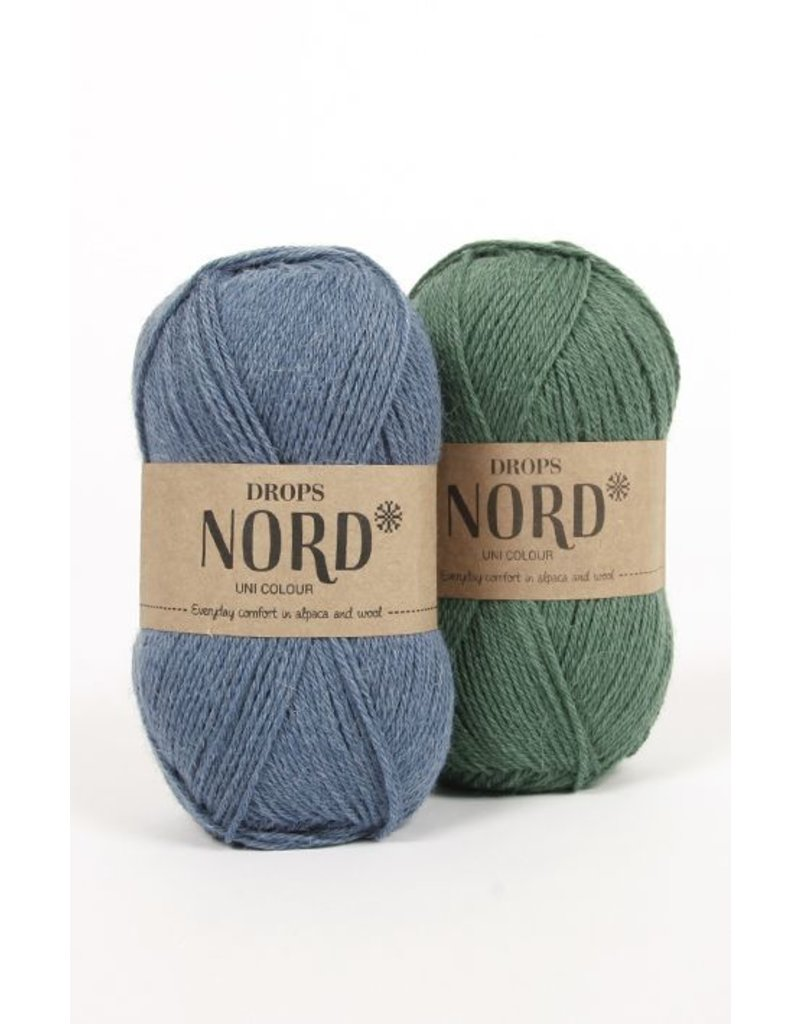 Drops Nord Wolle & Gar