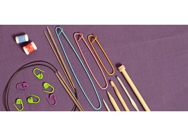 Knitting and crochet accessories