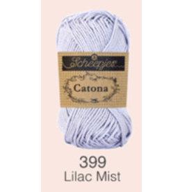 Scheepjes Catona 10 gram   - 399 Lilac Mist