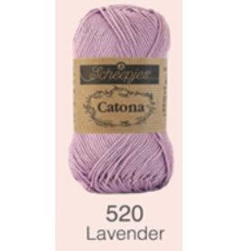 Scheepjes Catona 10 gram   - 520 Lavender