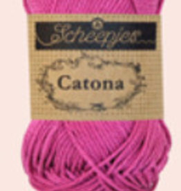 Scheepjes Catona 10 gram - 251 Garden Rose - 10 balle fur
