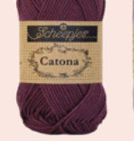 Scheepjes Catona 10 gram  -  394 Shadow Purple - 10 bollen voor