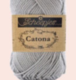 Scheepjes Catona 10 gram  - 074 Mercury - 10 bollen voor