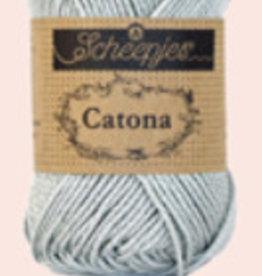 Scheepjes Catona 10 gram  - 172 Light Silver