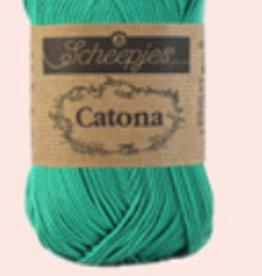 Scheepjes Catona 10 gram    - 514 Jade