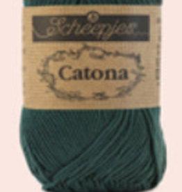 Scheepjes Catona 10 gram - 525 Fir - 10 balls for