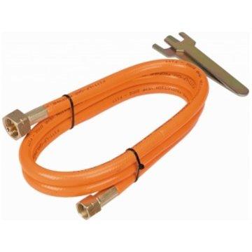 Topex Tuyau de gaz Topex 5 m pour désherbeur / brûleur herbe