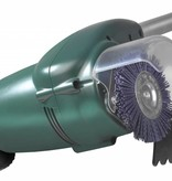 Eurom onkruidborstel 400 watt met 2 kunststof borstels onkruid - borstel
