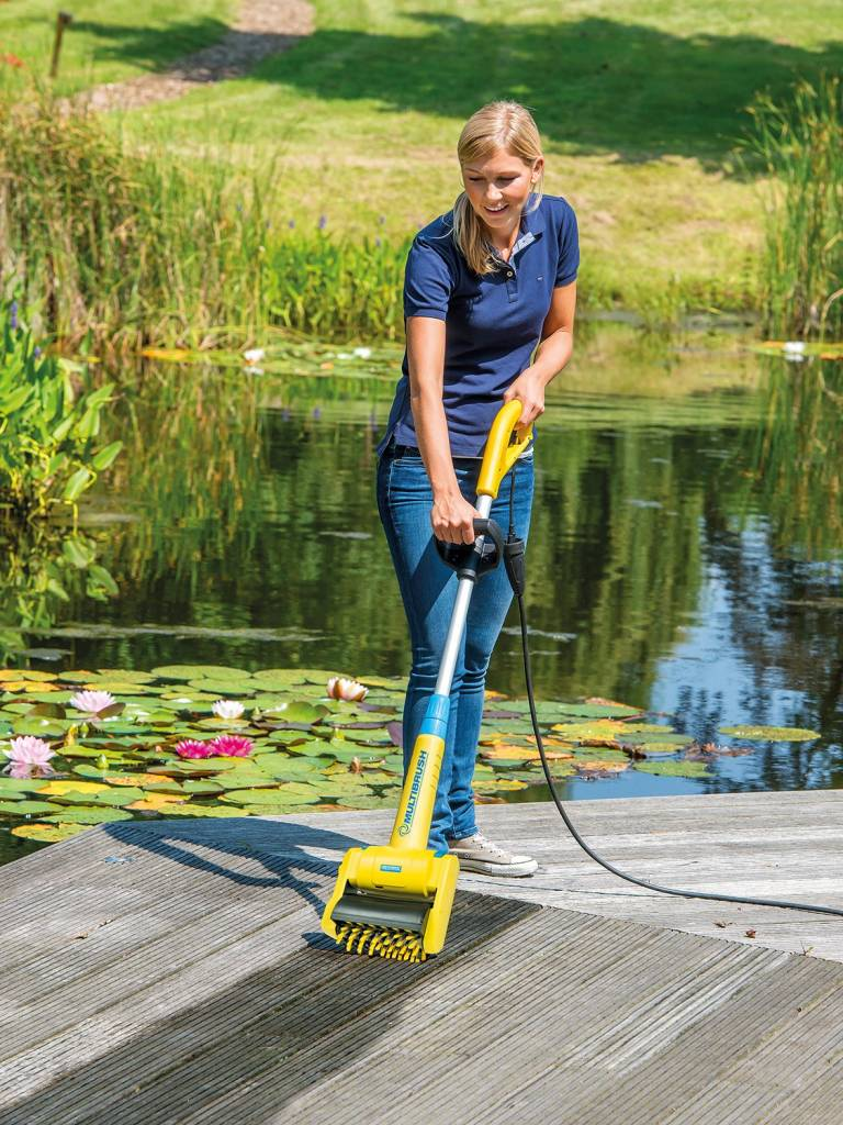 gloria multibrush now only: € 149.95 free delivery! | onkruidbrander