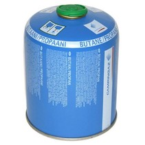 CV470 Refillable gas cylinder, click-connection