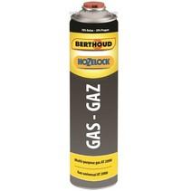Flasche 600 ml / 330 Gramm Gas kann für Gaskartusche Unkrautbrenner