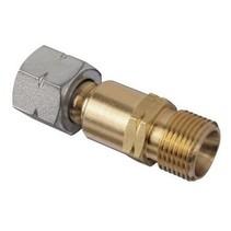 VS120 verdraaibveiliging voorkomt het verdraaien van gasslangen