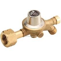 DR112 2.5 bar Pressure regulator with integrated hose rupture protection