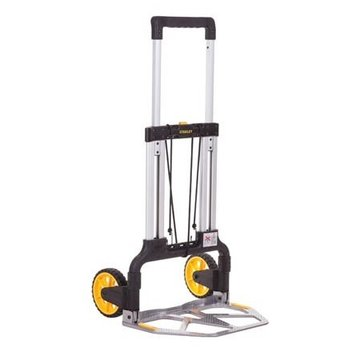 Stanley Foldable transport trolley, 125 kg load capacity