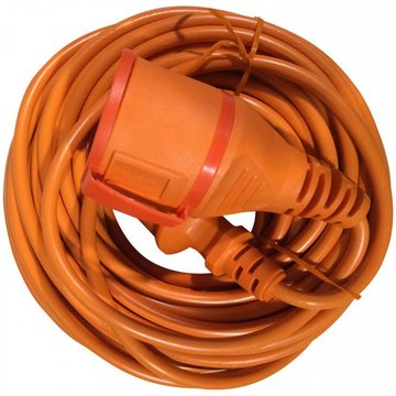 Elektrofix 20 meters extension cable - extension cable max. 2500 watts