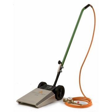 HOAF ThermHIT 25 weed burner on gas 25 cm.