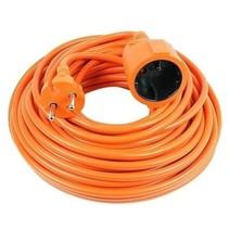 Vekto Verlängerungskabel 10m Wunschliste Orange 2500 Watt