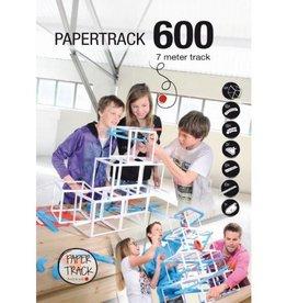 Papertrack Papertrack Knikkerbaan 600