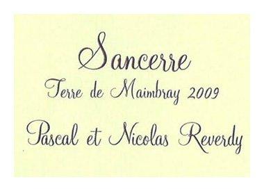 Domaine Pascal et Nicolas Reverdy