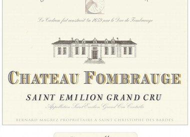 Château Fombrauge, Saint Emilion Grand Cru