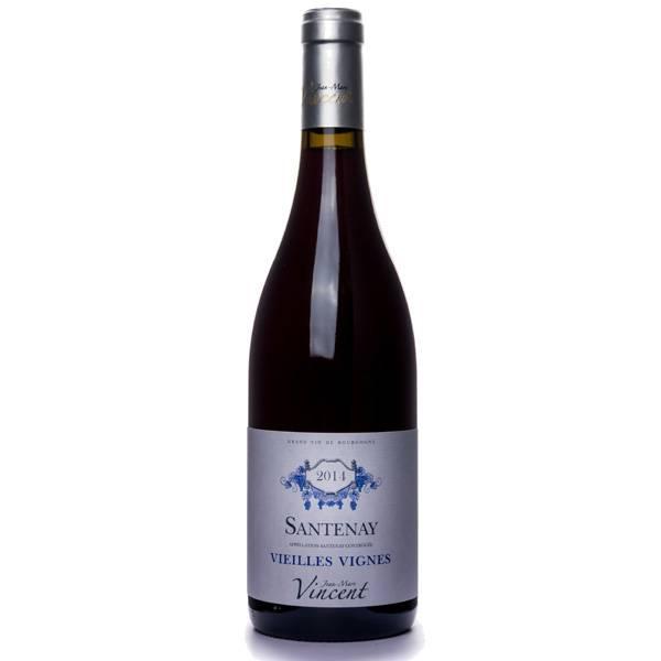 Domaine Jean Marc Vincent Santenay 'Vieilles Vignes' Rouge Jean Marc Vincent