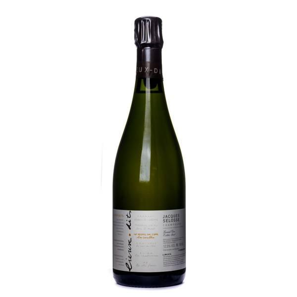 Champagne Jacques Selosse, Avize Champagne Jacques Selosse Lieux-dits Les Carelles